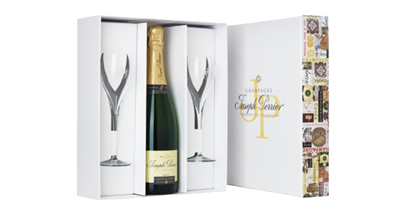 Champagne Joseph Cuvee Royale set