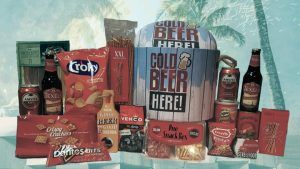 zomerpakket bier met koelbox