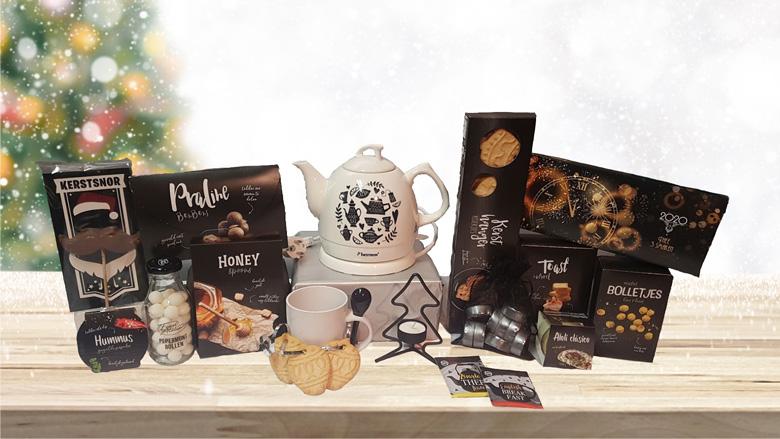 Kerstpakket High Tea