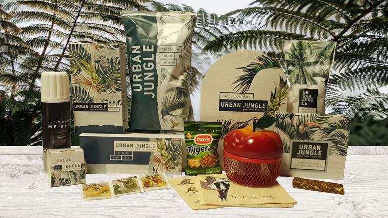 Jungle Birds Kerstpakket