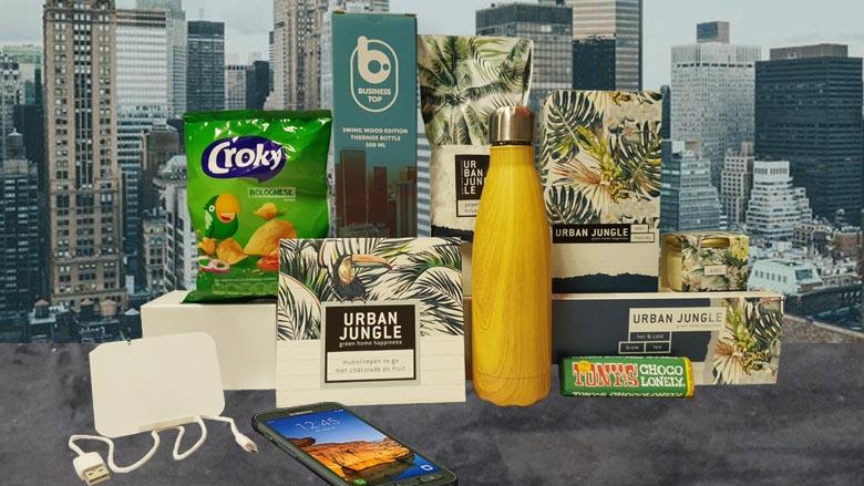 Incentive Urban Weekend kerstpakket