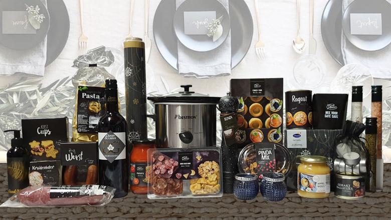 Bestron Slow Cooker Maatijdpakket kerstpakket