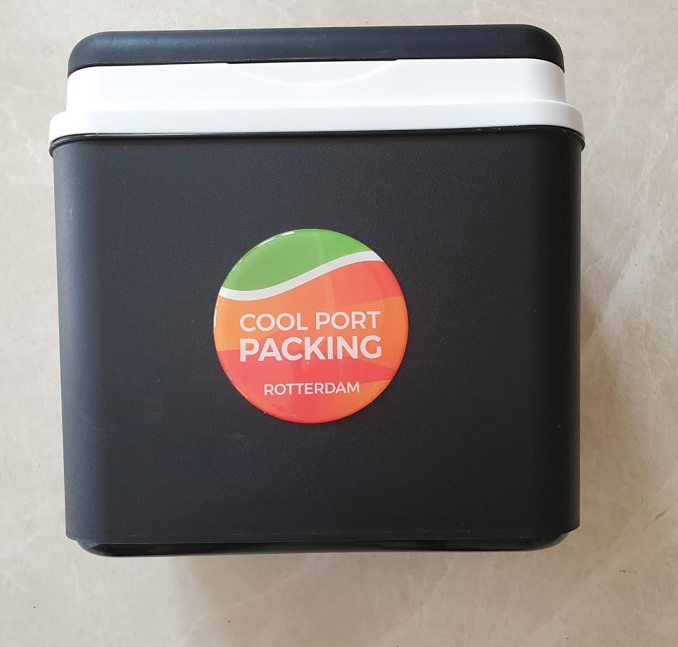 Zomerpakket koelbox met logo
