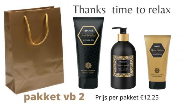 beauty geschenk voor je medewerkers thuisbezorgd