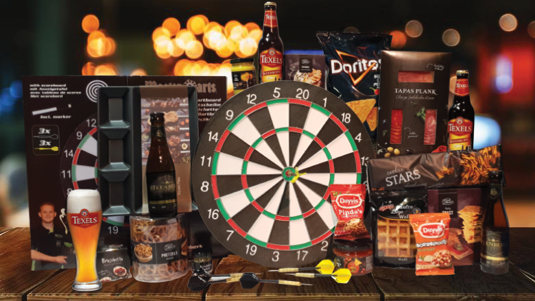 Game of Darts kerstpakket
