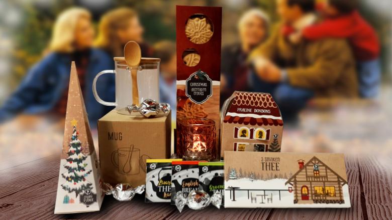 Teatime kerstpakket duurzaam
