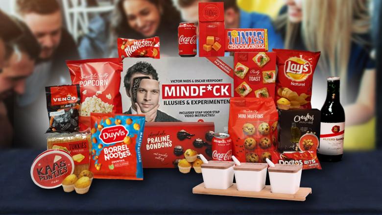 Familiepakket met Mindfuck experimenten