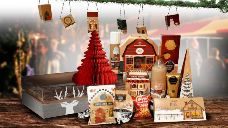 Hollandse winters kerstpakket