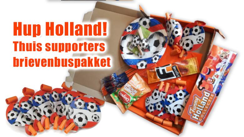 EK voetbal 2021 supporters brievenbuspakket