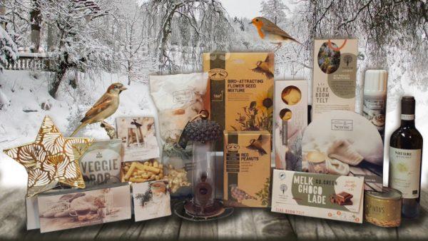 duurzaam kerstpakket wonderlijke wintertuin
