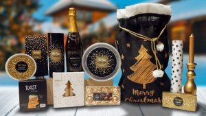 Kerstpakket For You met kersttas