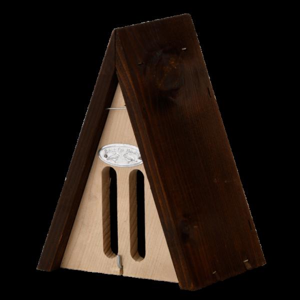 driehoekige wigwam vlinderkast