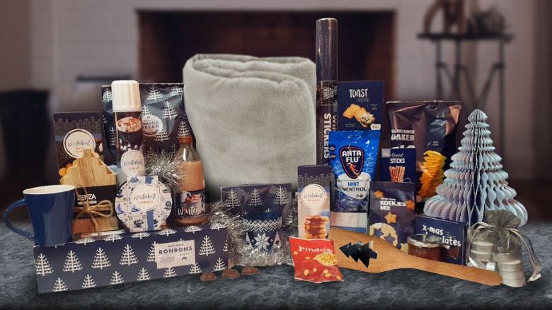 Budget kerstpakket heerlijk huiselijk